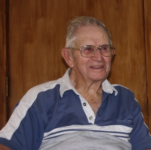 "Our ""seasoned one"", Grandpa Don"